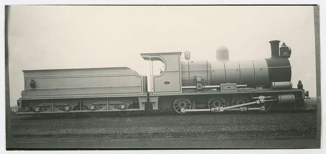 Double-Ended Ferrocarril Mexicano Locomotive No. 01 (29676484830)