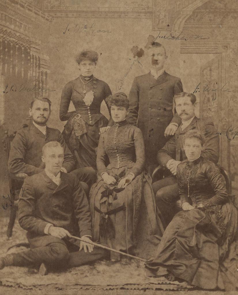 Family portrait, date unknown