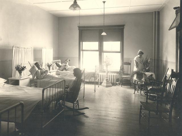 First ward
