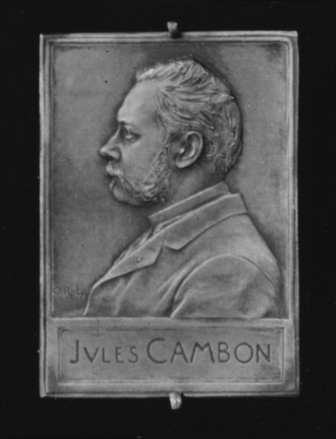 In Honor of M. Jules Cambon on his Appointment as Governor General of Algeria, 1891