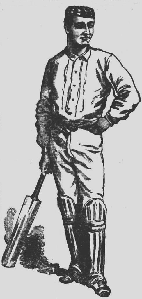 George Giffen sketch, 1891