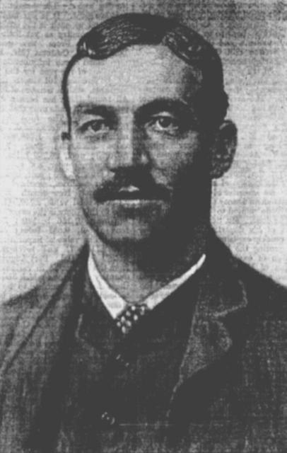George Giffen portrait, 1891