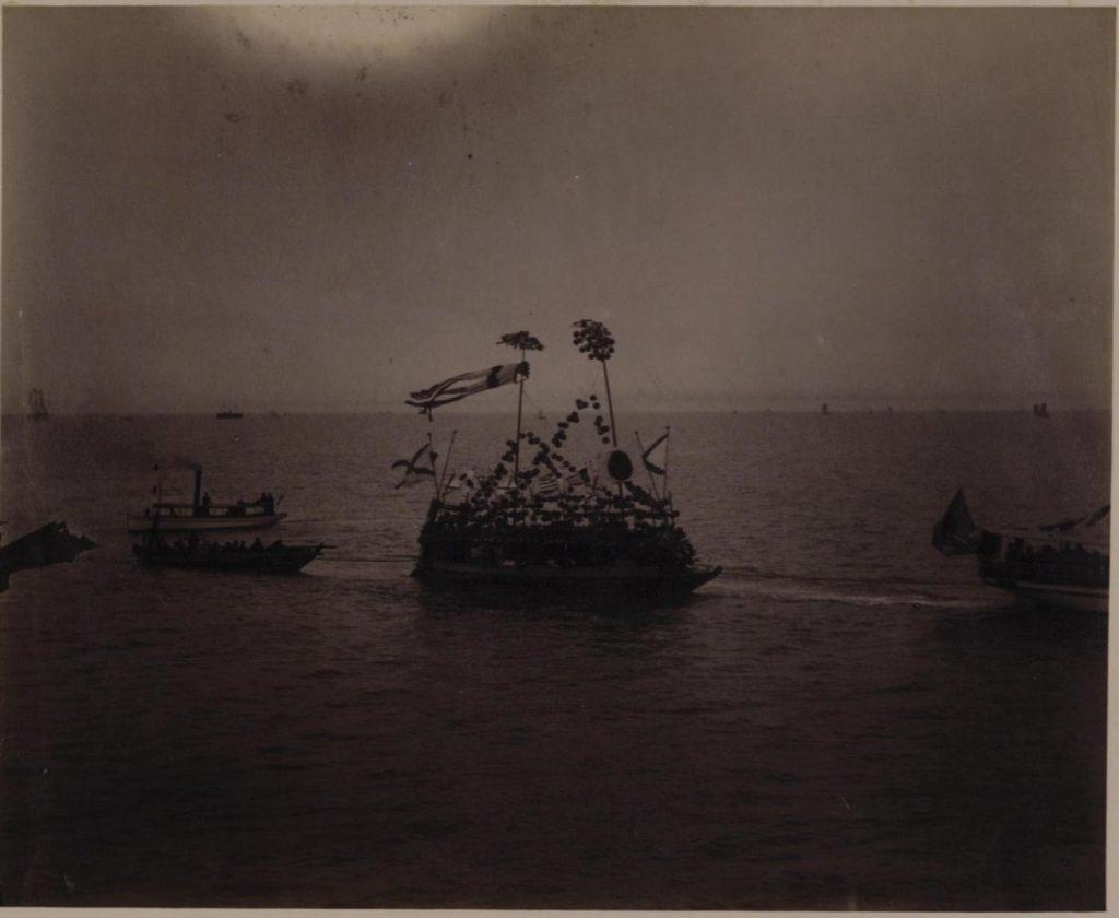 Nicolas II Asia Tour