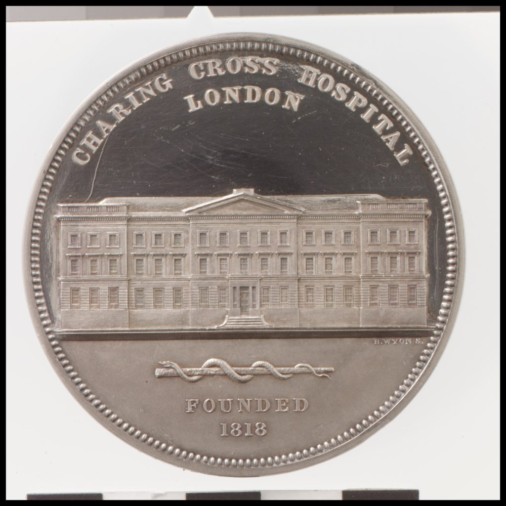 Charing Cross Hospital Medal