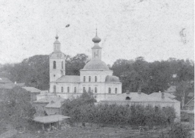 Vladimir - The Resurrection Church. 1891-1892