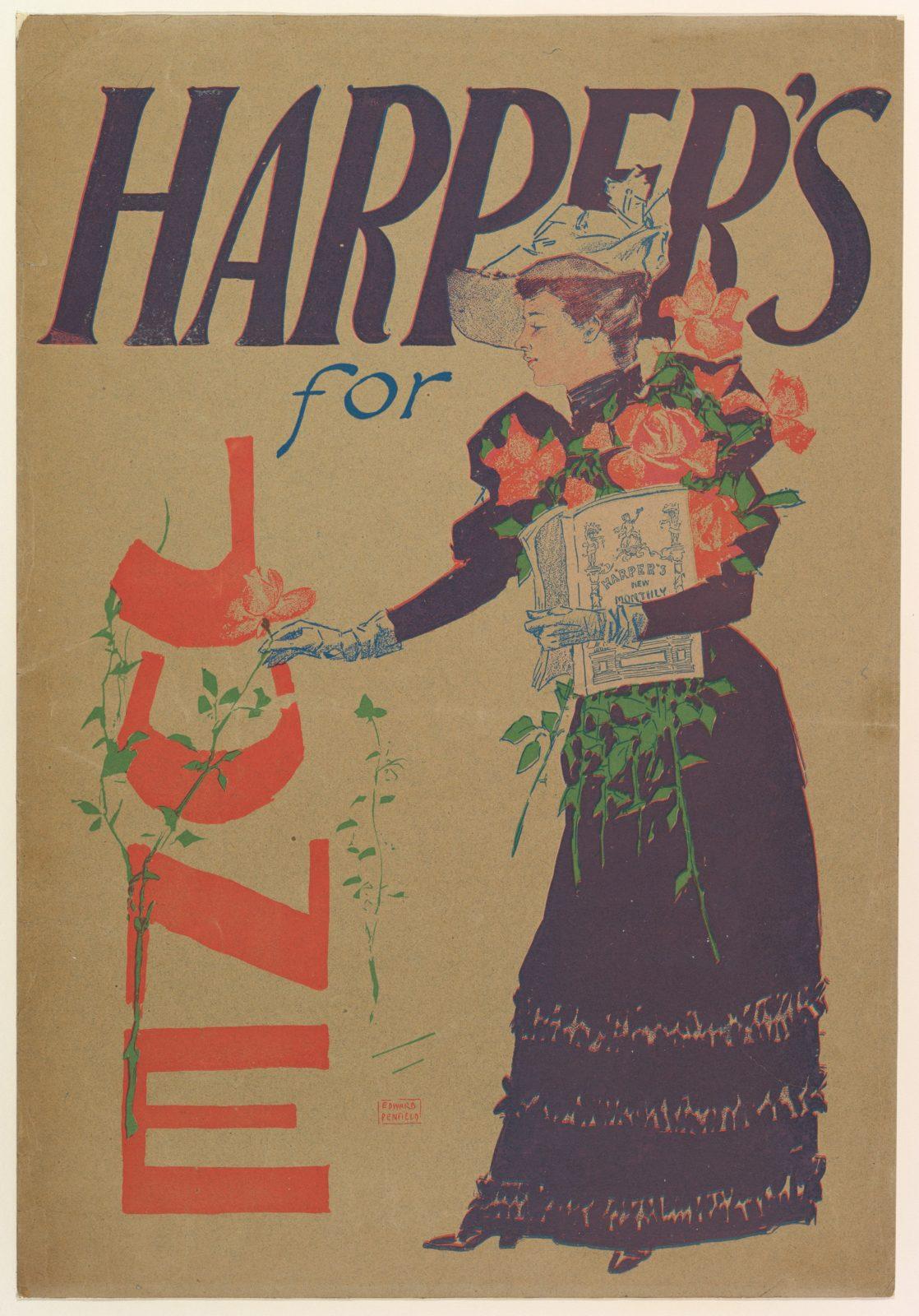 Harper's: June