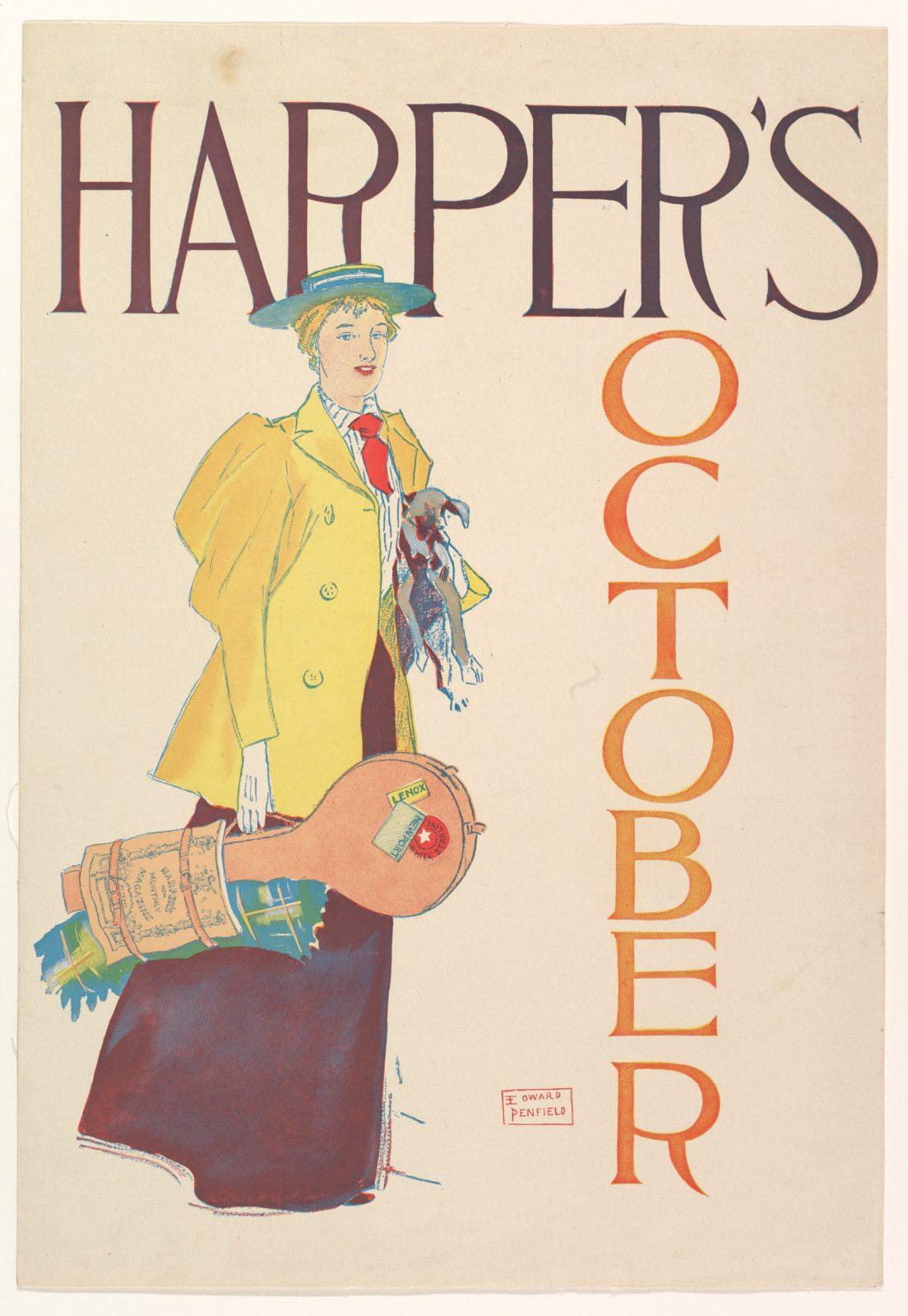 Harper's, October