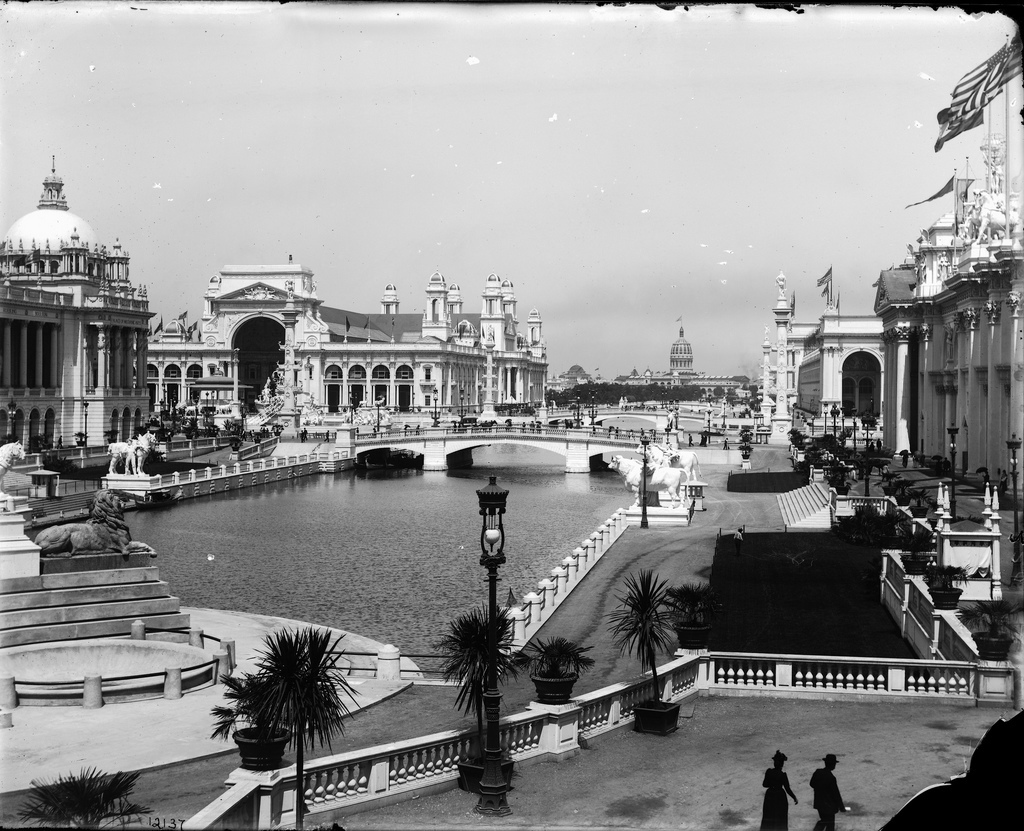 Image result for chicago world's fair 1893