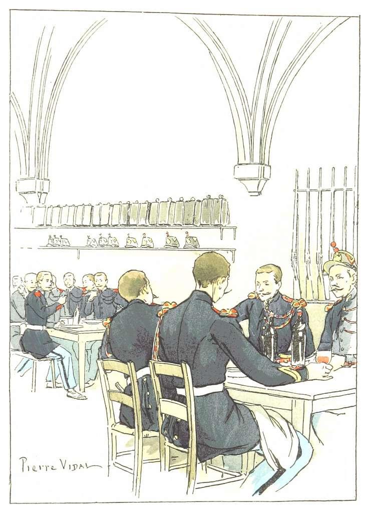 GOUDEAU&VIDAL - Au Poste du Palais de Justice