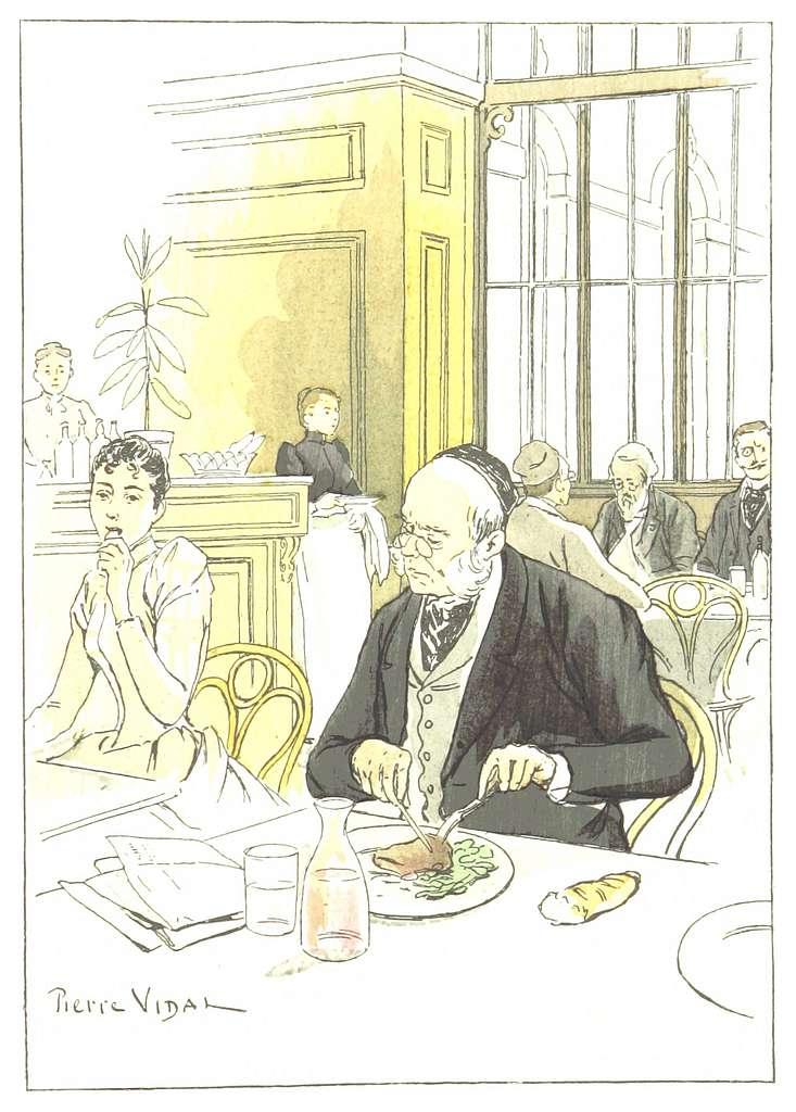 GOUDEAU&VIDAL - Buvette de la Bibliothèque Nationale