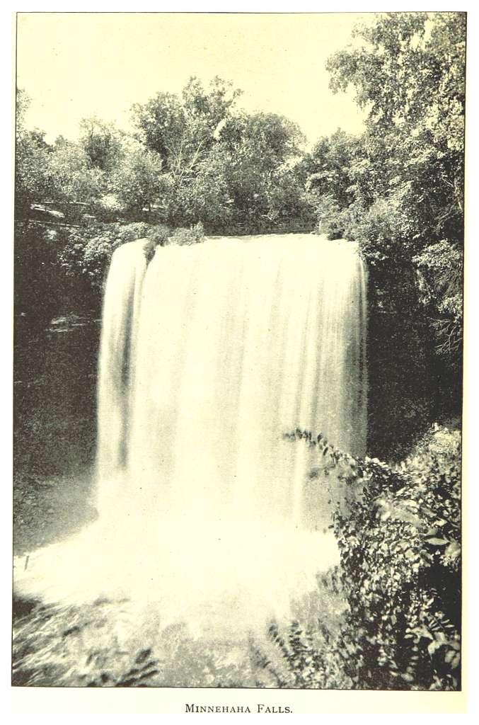 MN1893 pg012 MINNEHAHA FALLS