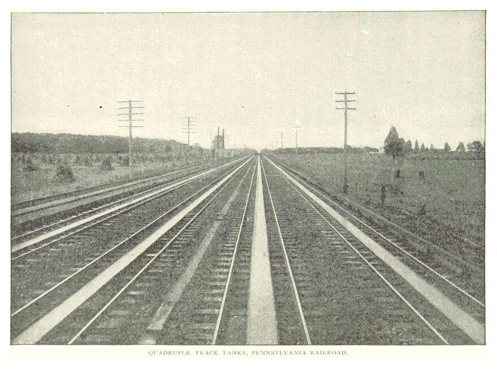 PRR(1893) p039 QUADRUPEL TRACK TANKS