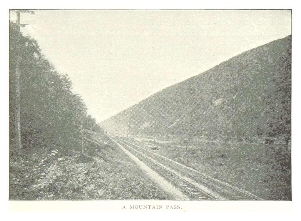 PRR(1893) p095 MOUNTAIN PASS