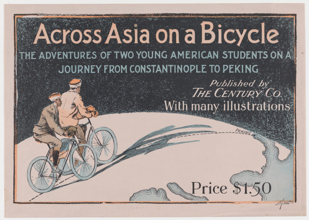 Across Asia on a Bicycle: The Adventures of Two Young American Students on a Journey From Constantinople to Peking