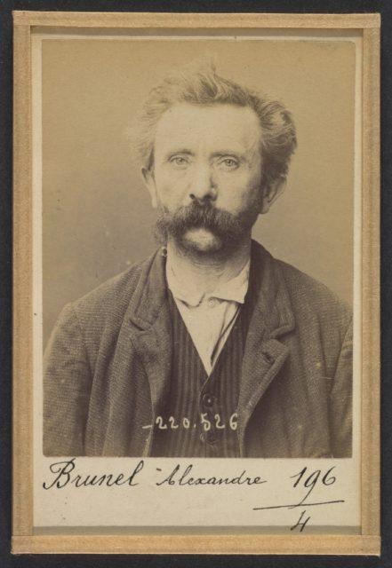Bordes. Guillaume, Auguste. 40 ans, né à Centrayes (Aveyron). Tailleur. Pas de motif. 29/2/94.