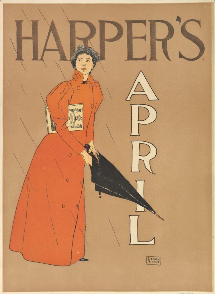 Harper's:  April