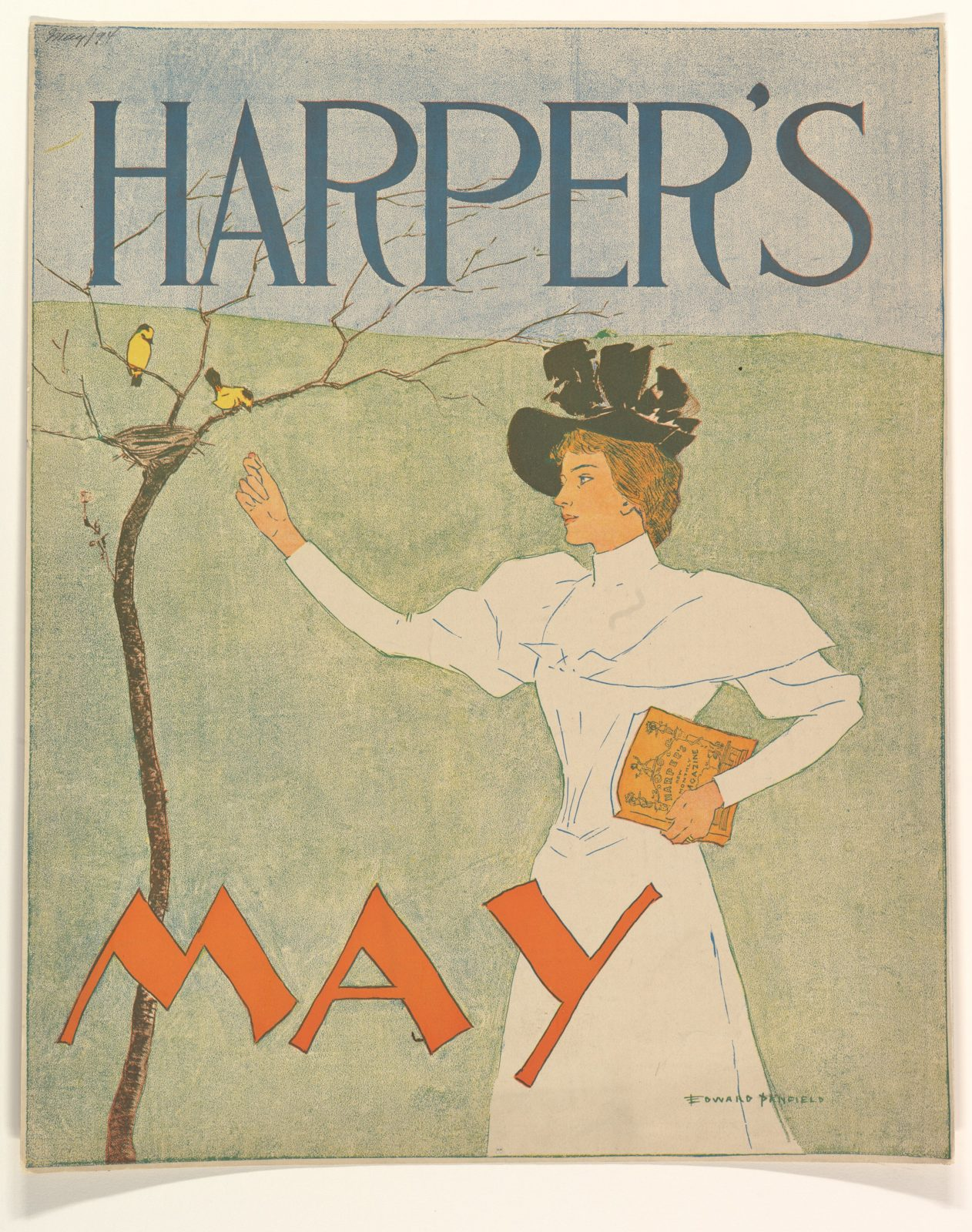 Harper's: May