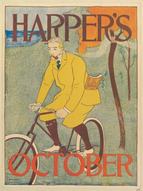 Harper's: October