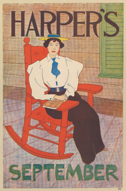 Harper's: September