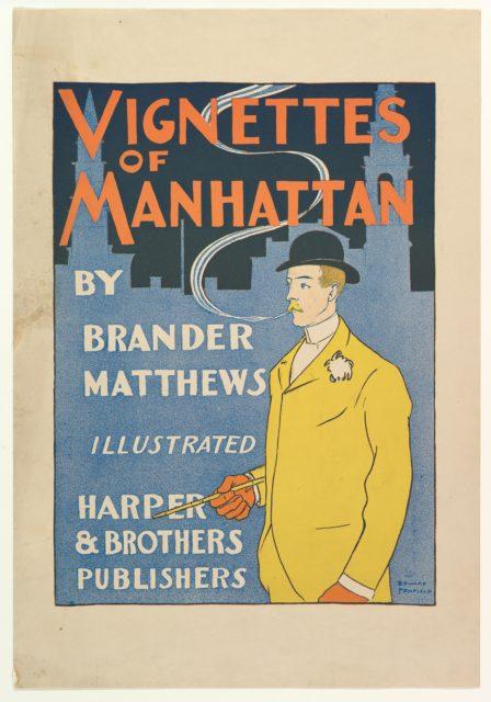Vignettes of Manhattan by Brander Matthews