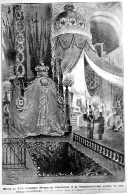 Funeral of Alexander III