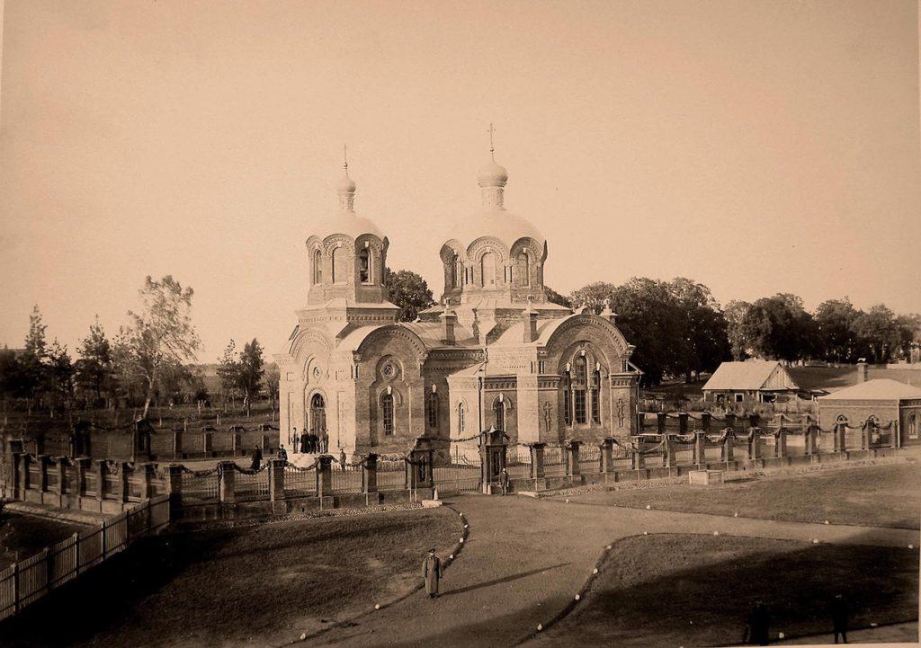 Church of St. Nicholas, Belovezh