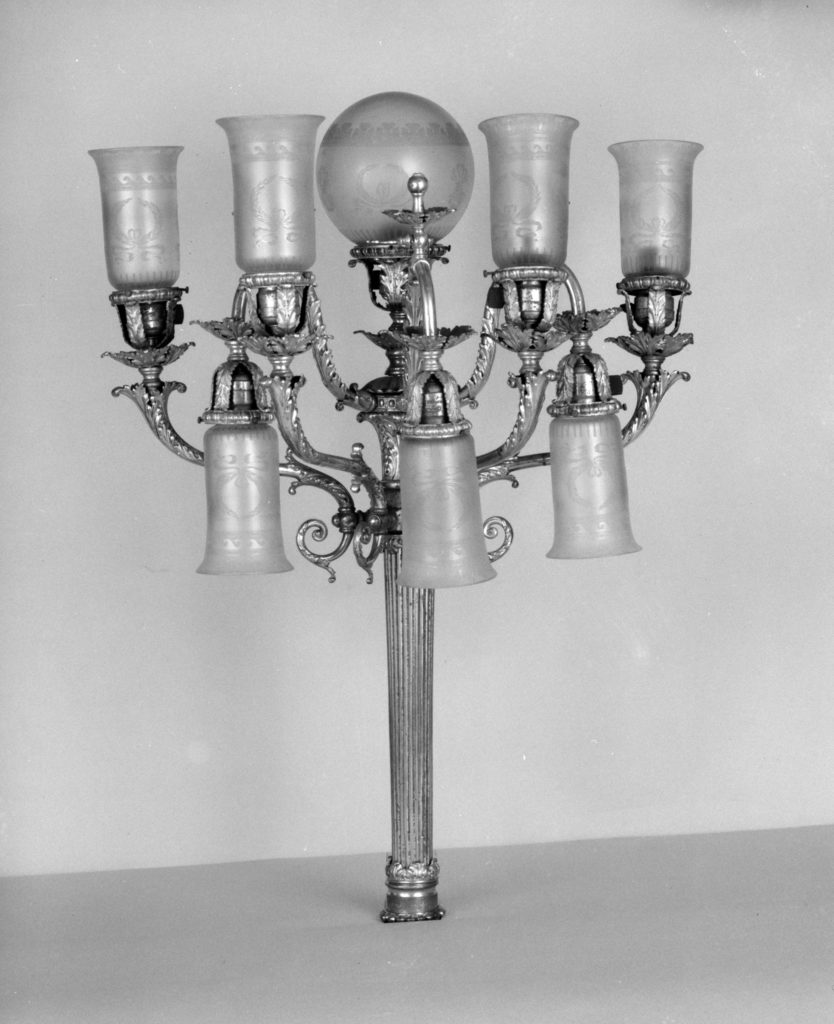 Gas Lighting Fixture