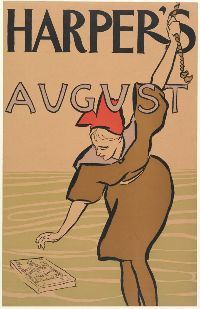 Harper's, August