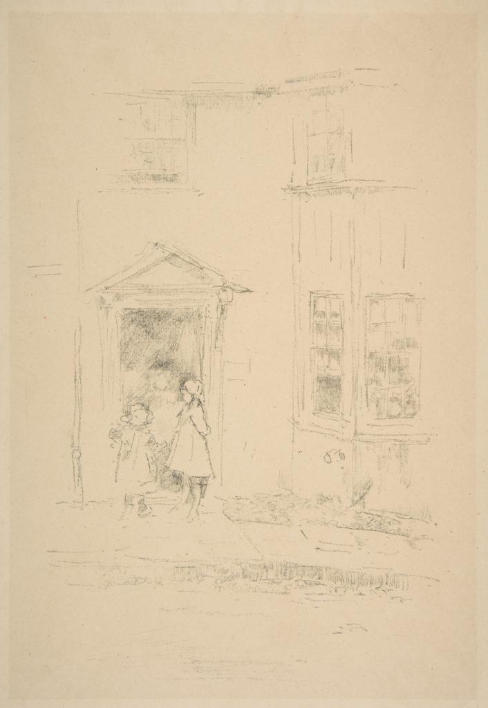 Little Doorway, Lyme Regis