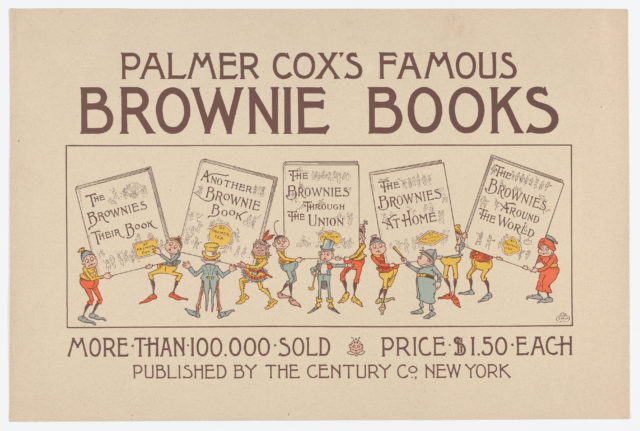Palmer Cox's Famous Brownie Books
