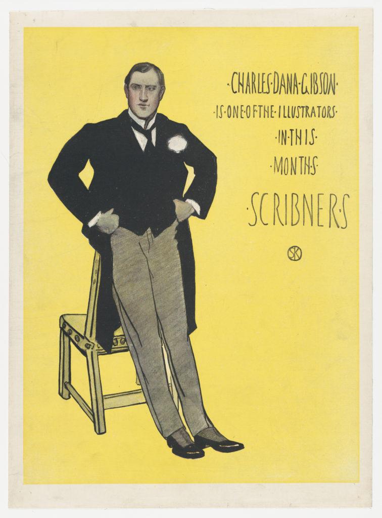 Scribner's: Charles Dana Gibson, August