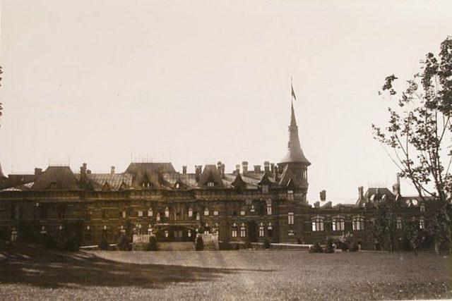 Belovezh Palace.