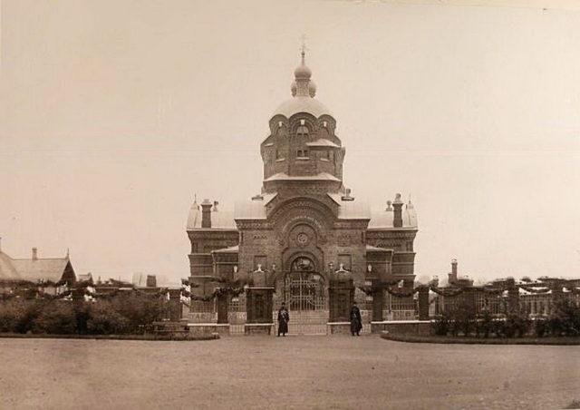 Belovezhskaya Orthodox Church