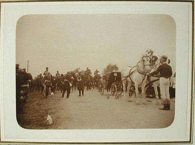 The Tsar's Hunt 1894