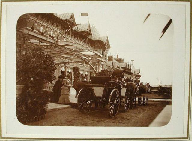 The Tsar's Hunt, Belovezh Palace. 1894