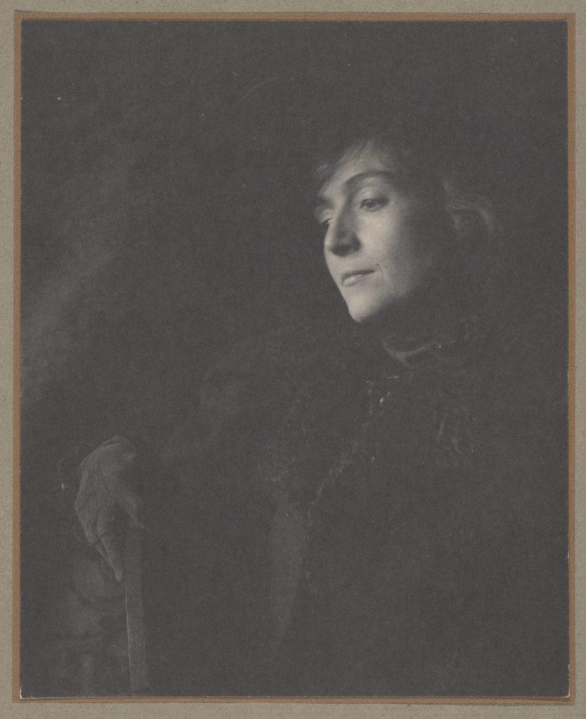 [Mrs. James Brown Potter or Mrs Potter Palmer]