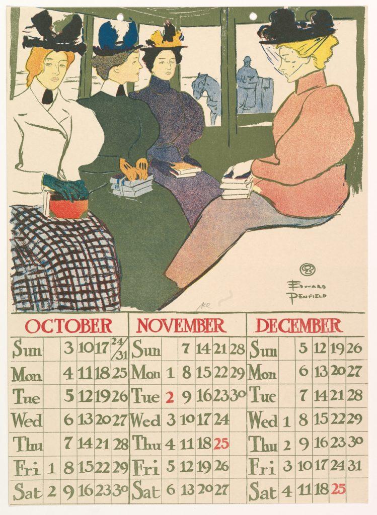 October, November, December, 1897