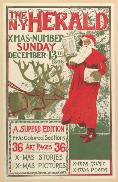 The New York Herald: XMAS Number