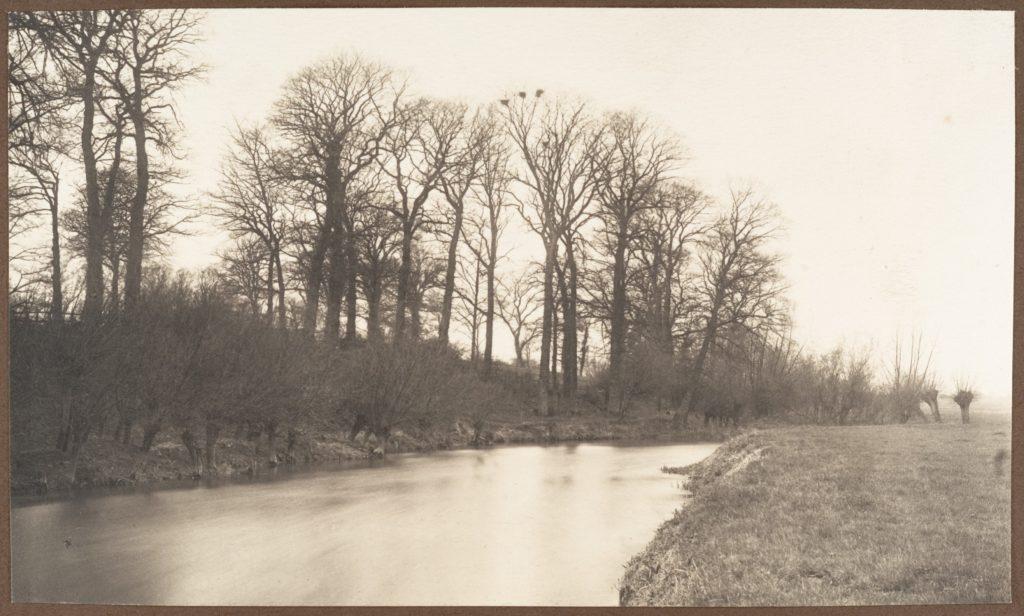 The Thames near Kelmscott Manor