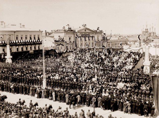 Coronation of Nicholas II