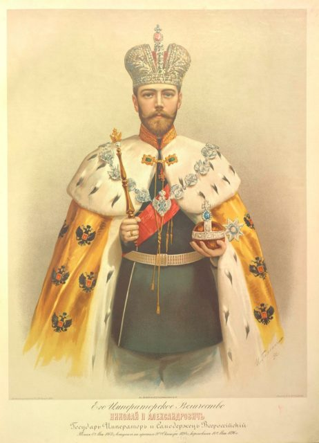 Nicholas II Alexandrovich - Russian Emperors and Empresses