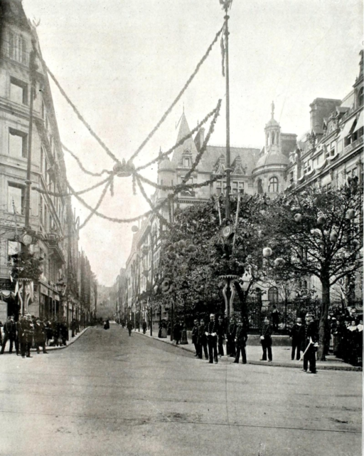 Paris meets the Russian Tsar, 1896