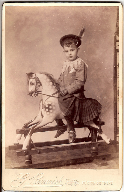 Robert William Melbourne, Burton, September 1896