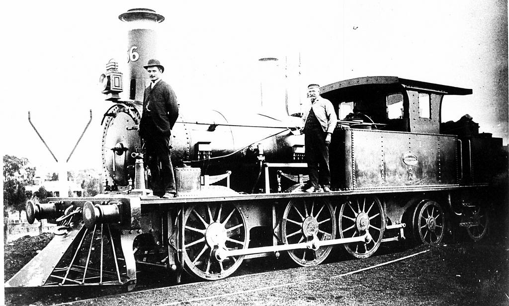 South Australian Railways K Class No. 66