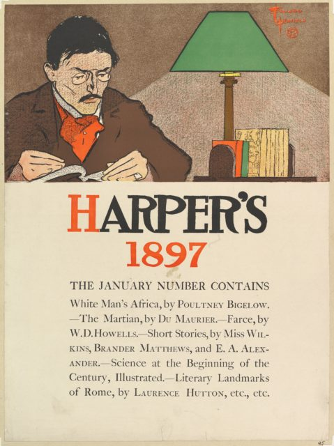 Harper's:January