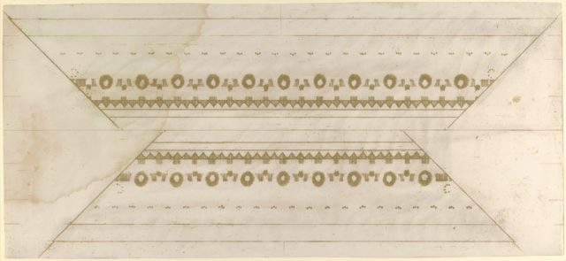 Lotus Pattern Frame
