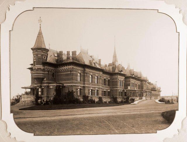 Belovezh Palace View