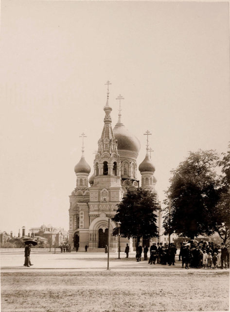 Church of the Life Guards of the Lithuanian Regiment