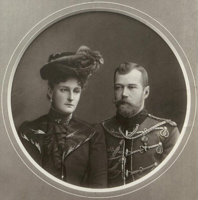 Nicholas II and Alexandra Feodorovna, 1890s