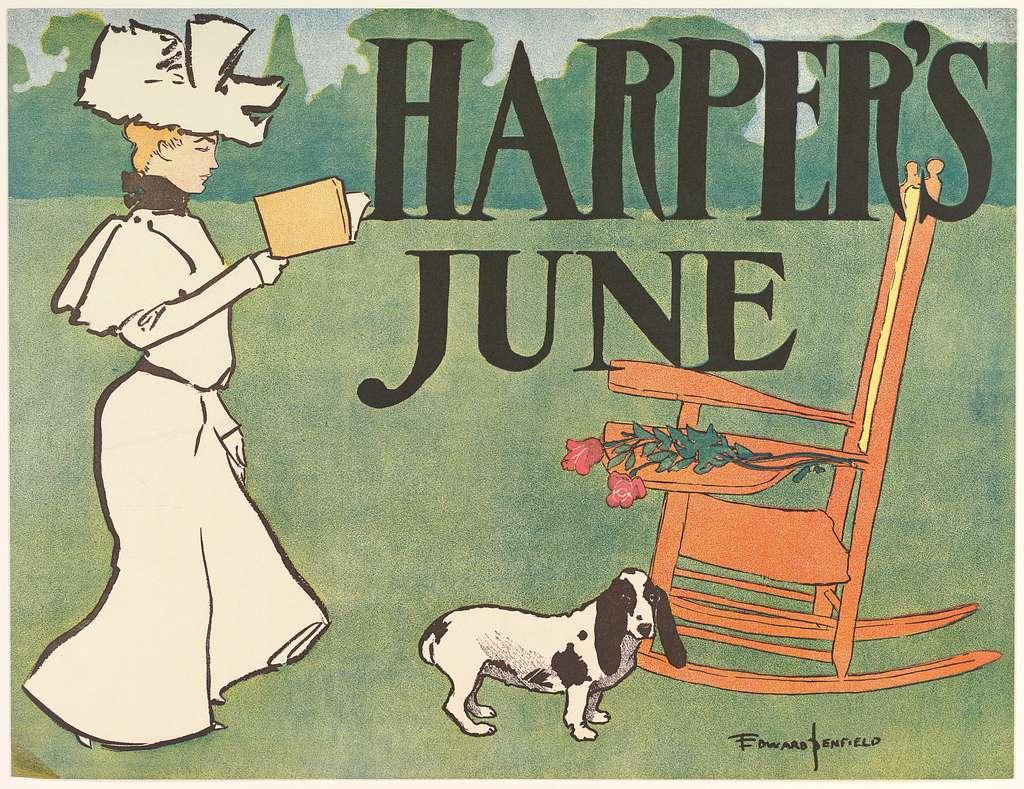 Harper's- June MET DP823672
